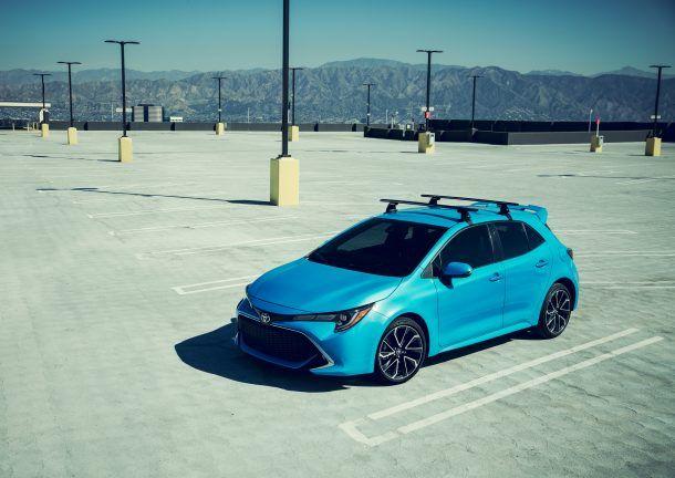 2019 Toyota Corolla Hatchback So Long Scion Toyota Corolla Corolla Hatchback Toyota Corolla Hatchback
