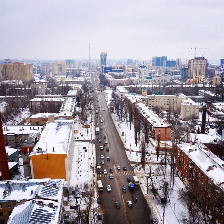 Voronezh roof