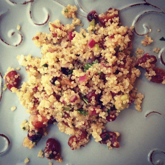 Quinoa: ricette dolci e salate
