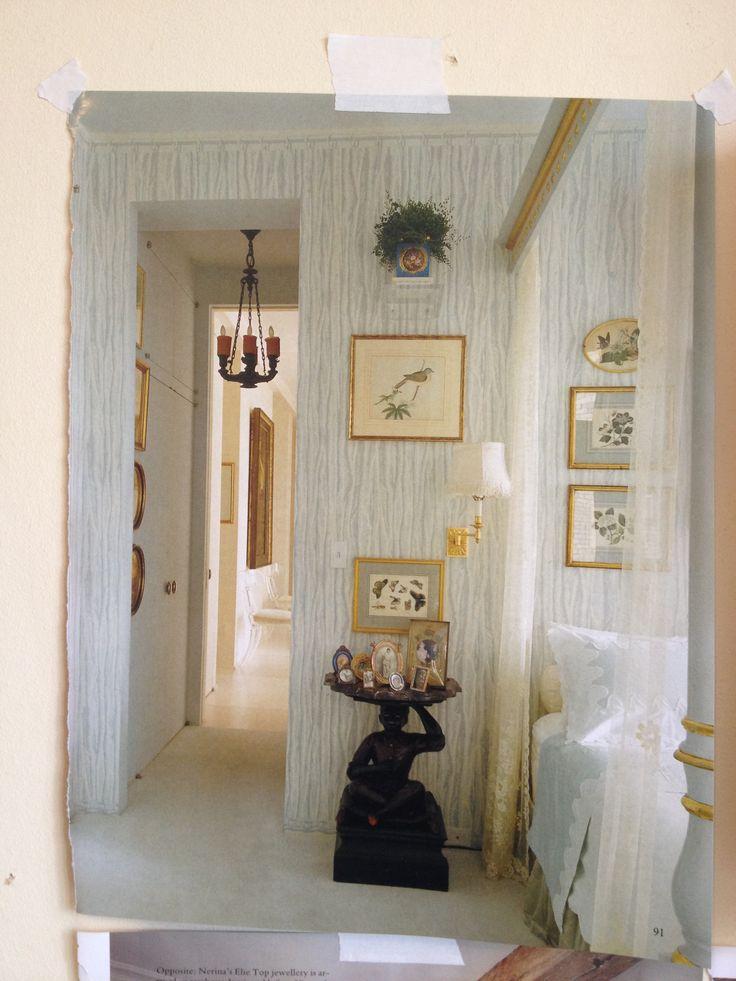W.O.I 03/11 Trompe d'Oeil wallpaper