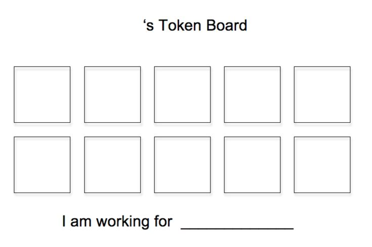 free basic 10 token board with name