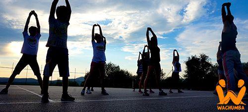 #Wachumba #Dance - roztancuj sa od radosti z leta! https://www.wachumba.eu/detske-umelecke-tabory/detsky-tanecny-tabor-dance?pid=62