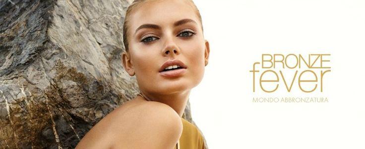 Bronze Fever di Pupa, Una Collezione Make-Up per un'Abbronzatura Naturale