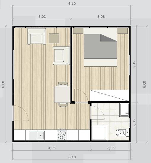 287 best Small Space Floor Plans images on Pinterest ...