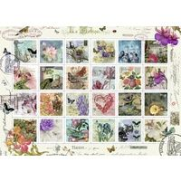 Ravensburger - Stamp Collection Puzzle 1000pc