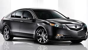 Acura The Improved Luxury Lineup