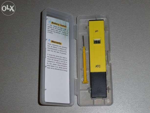 52 lei: PH metrul este un aparat care masoara cat de alcalin sau de acid este un lichid.  BONUS!!! Acum la achizitionarea unui aparat de masura ph, veti primi GRATUIT 1 pliculet cu praf de calibrare!  Aci...