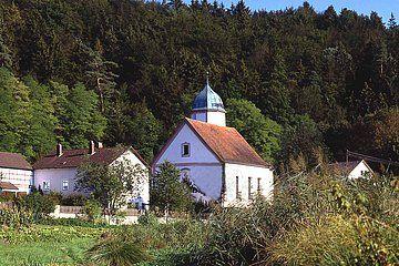 Wallfahrtskirche Heilig Kreuz Schambach
