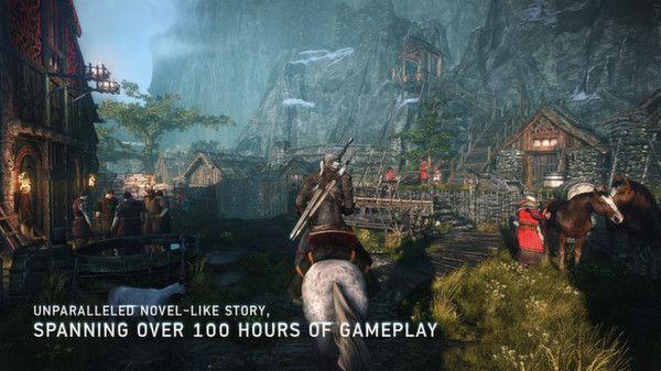 Economize 10% em The Witcher® 3: Wild Hunt no Steam