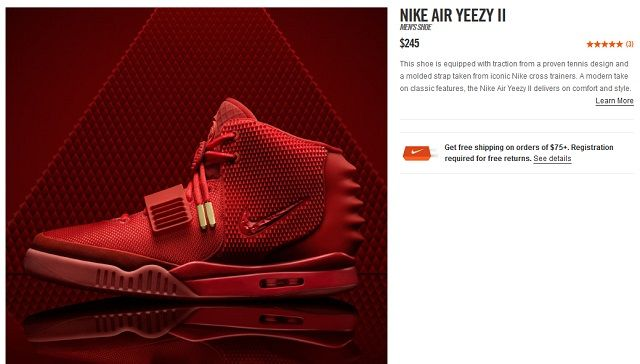Nike out of nowhere finally released the highly anticipated Nike Air Yeezy 2