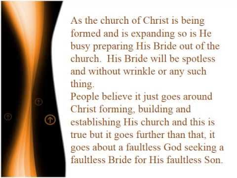 KINGDOM DISCIPLESHIP LECTURE - 135K THE BRIDE OF CHRIST IN PREPARATION. http://www.lighthouseklerksdorp.co.za/Lighthouse_Cape_Town.html OR e-mail lighthousecapetown@gmail.com