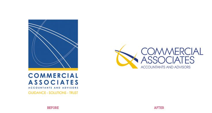 Commercial Accountants and Associates (CAAA) are a Sydney accountancy  financial planning company that approached Stella Design for a rebrand. A new style was developed. They had a clean slate to show CAAA in a fun, unexpected way. Accountants play with charts  balance figures to show that CAAA are much more than standard accountants. The increased potential to interact with clients has meant that CAAA are now able to provide a more complete  interactive experience.