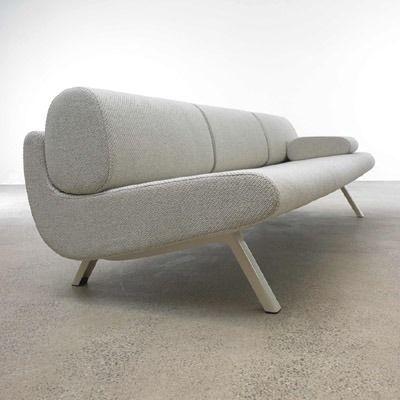 commercial modular sofa IN DUPLO Erik Jørgensen   lounge upstairs