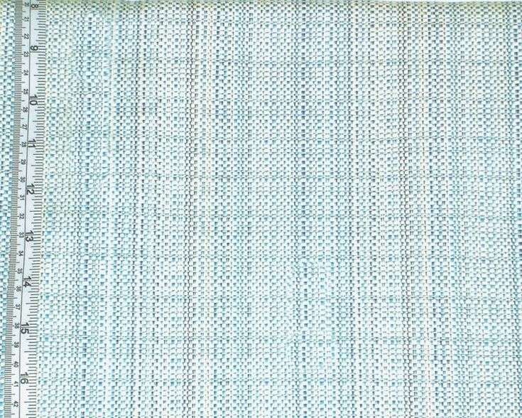 Blue tweed fabric pastel aqua turquoise RT-mad- D3105 Sky from Brick House Fabric: Novelty Fabric