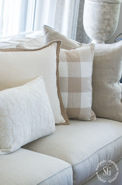 SUMMER'S BEST DECORATIVE PILLOWS-Here are some of the best summer pillows to add to your decor!