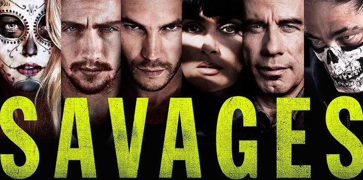 """Crítica de la película """"Salvajes"""" (Savages) de Oliver Stone en el blog :)"""