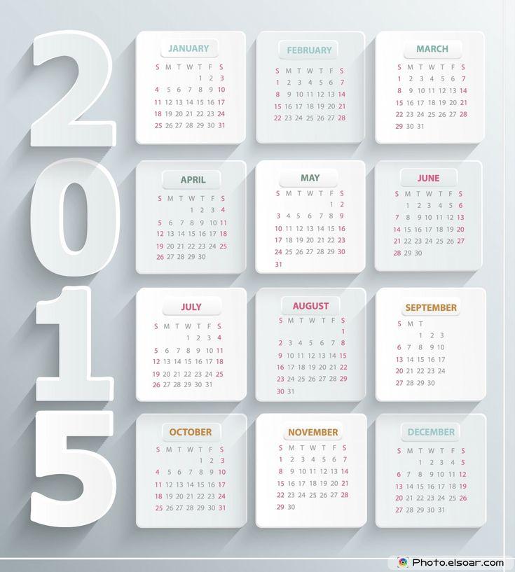 195 Best 2016 Calendars Images On Pinterest 2016 Calendar