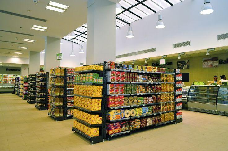 Seoudi Supermarket, New Cairo By Mona Hussein Design House