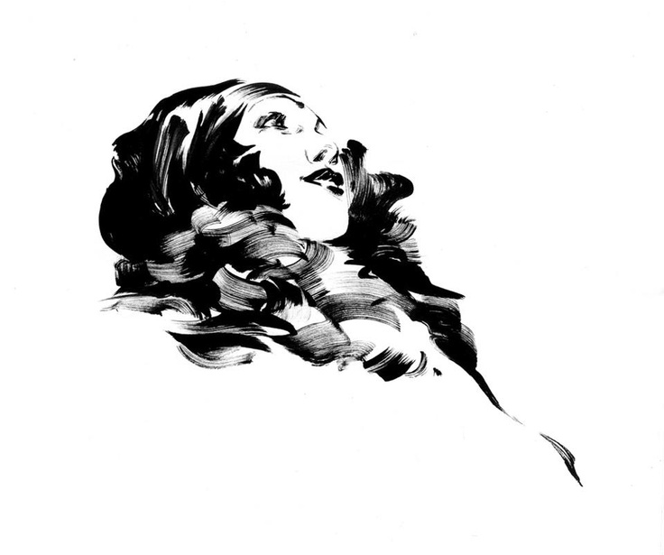 Ink Master, Illustration, Drawing Process