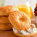 homemade bagels  http://www.countryliving.com/recipefinder/homemade-bagels-3294