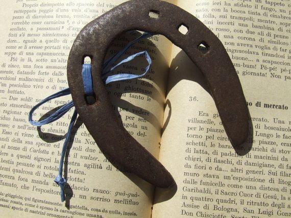 Ferro di cavallo di medie dimensione FC3 di AntichiRicordi su Etsy