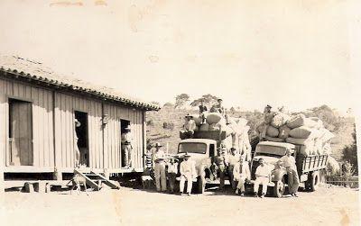 Transporte de Algodão - Itaberá (SP)