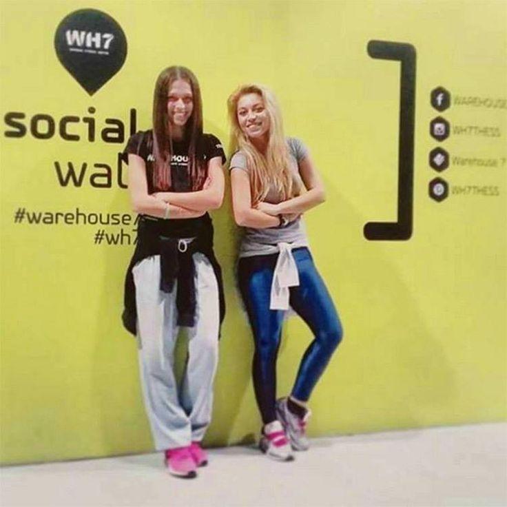 #socialwall #wh7