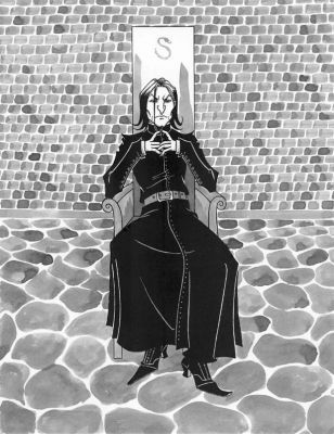 snape dungeon king
