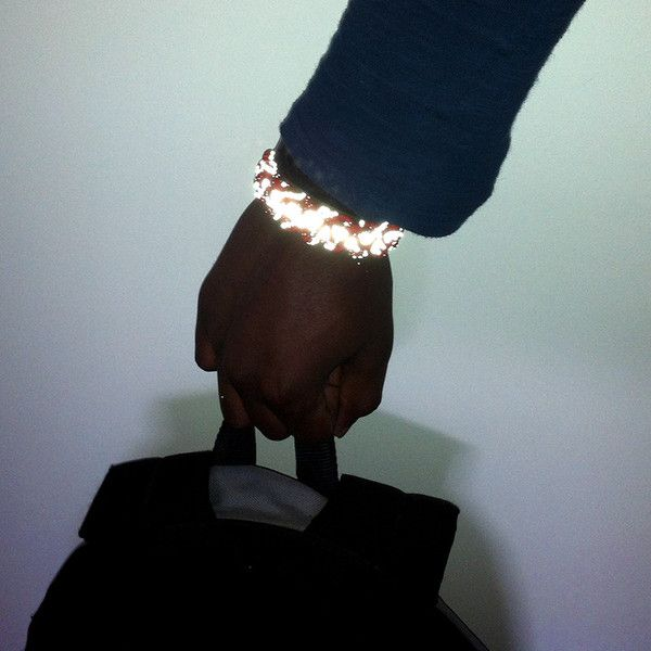 Reflective Cord Bracelet | LostValues