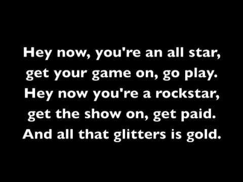 """""""All Star"""" - Smash Mouth   25 Songs You Can't Help But Sing Along To"""