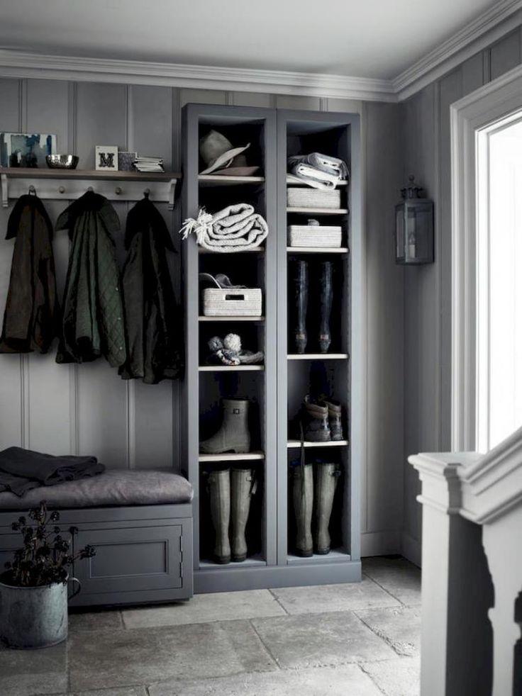 35+ Beautiful and Functional Scandinavian Laundry Room Inspirations
