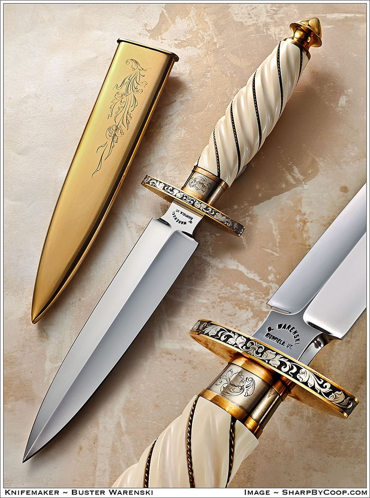 Photos SharpByCoop • Gallery of Handmade Knives - Page 29