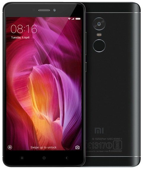 Xiaomi Redmi Note 4 Global version Specifications, Release date and Price