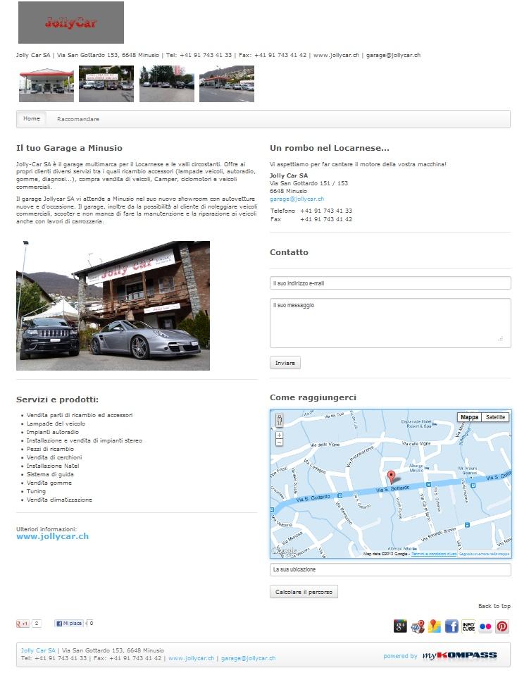 Garage, Minusio, Locarno, Compra-vendita auto, Noleggio auto, Manutenzione e riparazione auto