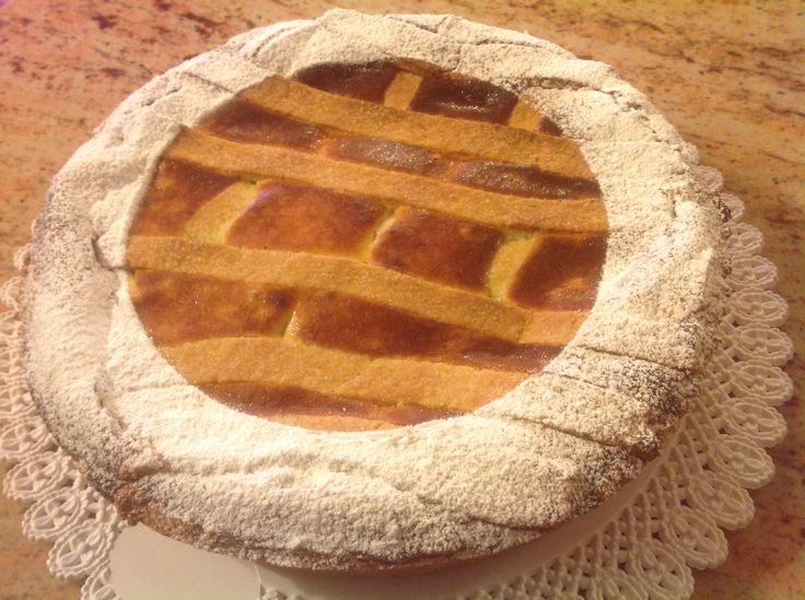 Pastiera… quella dell'amica di Paoletta di Anice e Cannella – I love desserts and cooking