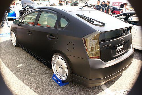 VIP Toyota Prius by KevinEdgar, via Flickr
