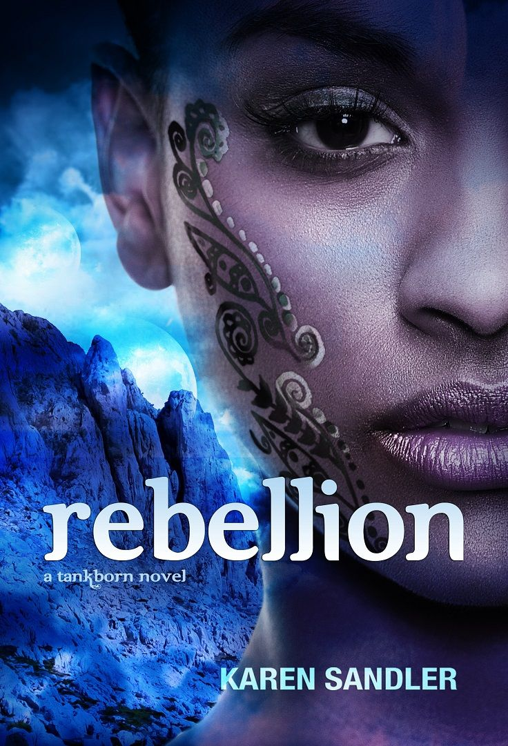 And Here's Rebellion, Book 3 Of The Tankborn Trilogy, Due Out Soon You
