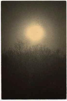 """Masao Yamamoto (Japanese, b.1957)                 """"The circle of the compass does not invite scrutiny.  The circle of the full moon is full of incident.""""  ~  Rex Cole  ~ viaelsadavern"""