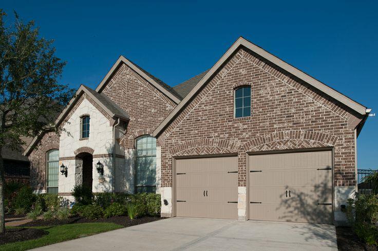 Sedona acme brick my lennar interior colors pinterest for Brick elevation design