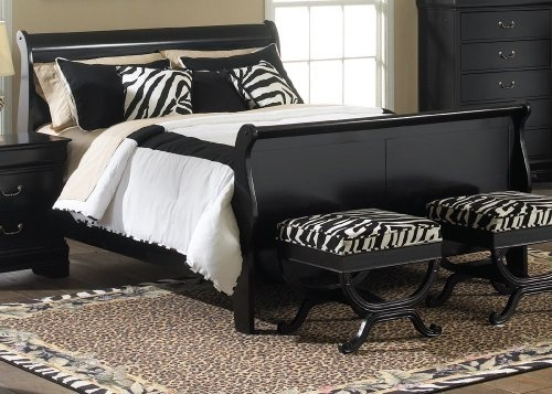 17 Best Images About Sleigh Beds On Pinterest Bed Lights