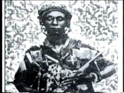 Yaa Asantewa:  Warrior Queen of Ghana -- lead the final war against the British... Black women stand up!!!!