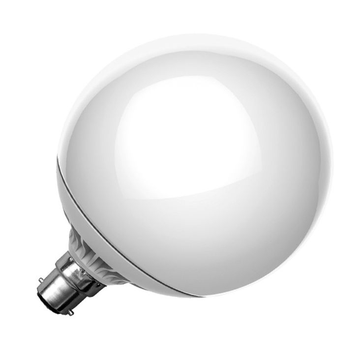15W LED Globe Bulb – Dia 120mm – Bayonet – Non-Dimmable