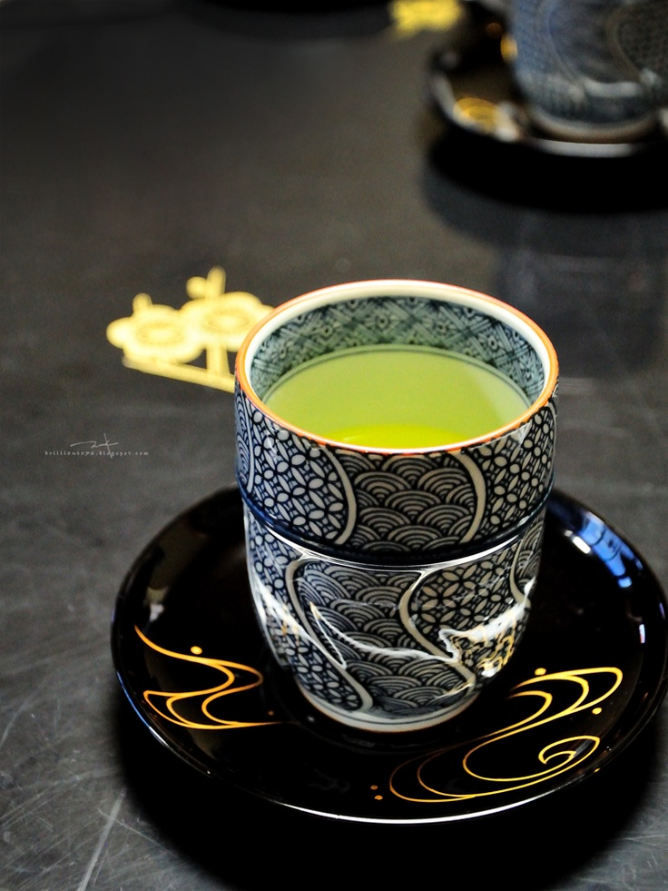 Japanese geen tea