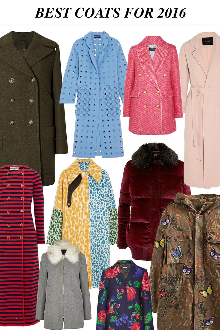 Wrap It Up: The Best Coats For 2016 - Stella Asteria