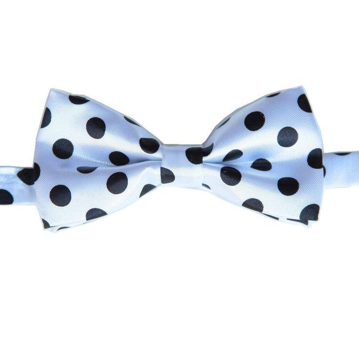 Розничная детские bowties шаблон галстуки белый галстук мальчиков галстук-бабочка детский галстук узлы детские подарочные много конструкций полосатые галстуки пунктирной 10 шт./лот