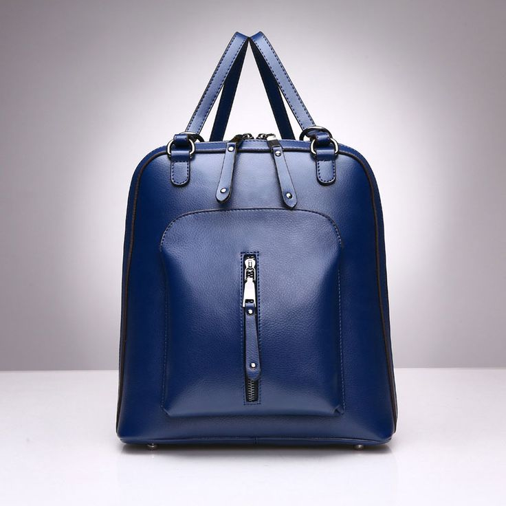 Venta de mochilas de cuero de moda para la Universidad mochila escolares economicas mujer online [SD91035] - €56.43 : bzbolsos.com, comprar bolsos online