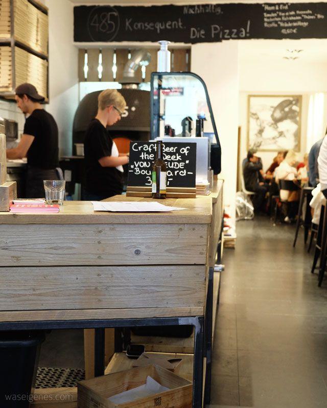 Köln: 485 Grad Pizza   neapolitanische Pizza   Kyffhäuser Strasse 44   Innenstadt   Cologne   waseigenes.com Blog