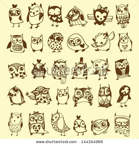 1000 ideas about owl tattoo drawings on pinterest for Cute little doodles to draw