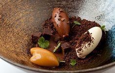 Bitter Chocolate Recipe - Great British Chefs