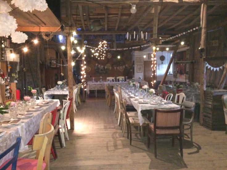 Wedding party vintage - Rosenhill Ekerö